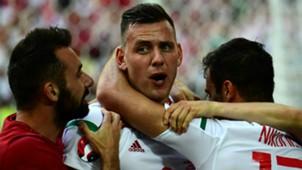 Adam Szalai Hungary Euro 2016