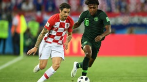 Croatia vs. Nigeria - Alex Iwobi
