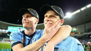 Matt Simon Alex Wilkinson Sydney FC A-League