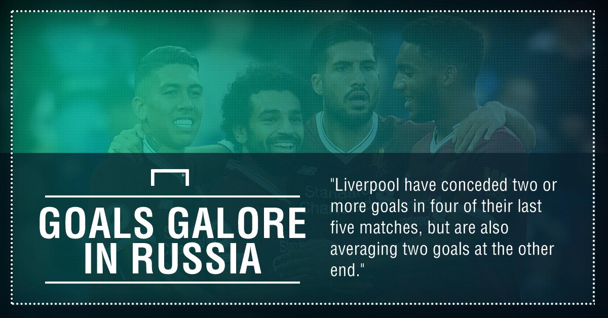 Spartak Liverpool graphic