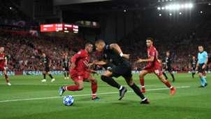 Kylian Mbappe PSG Champions League Liverpool 18092018