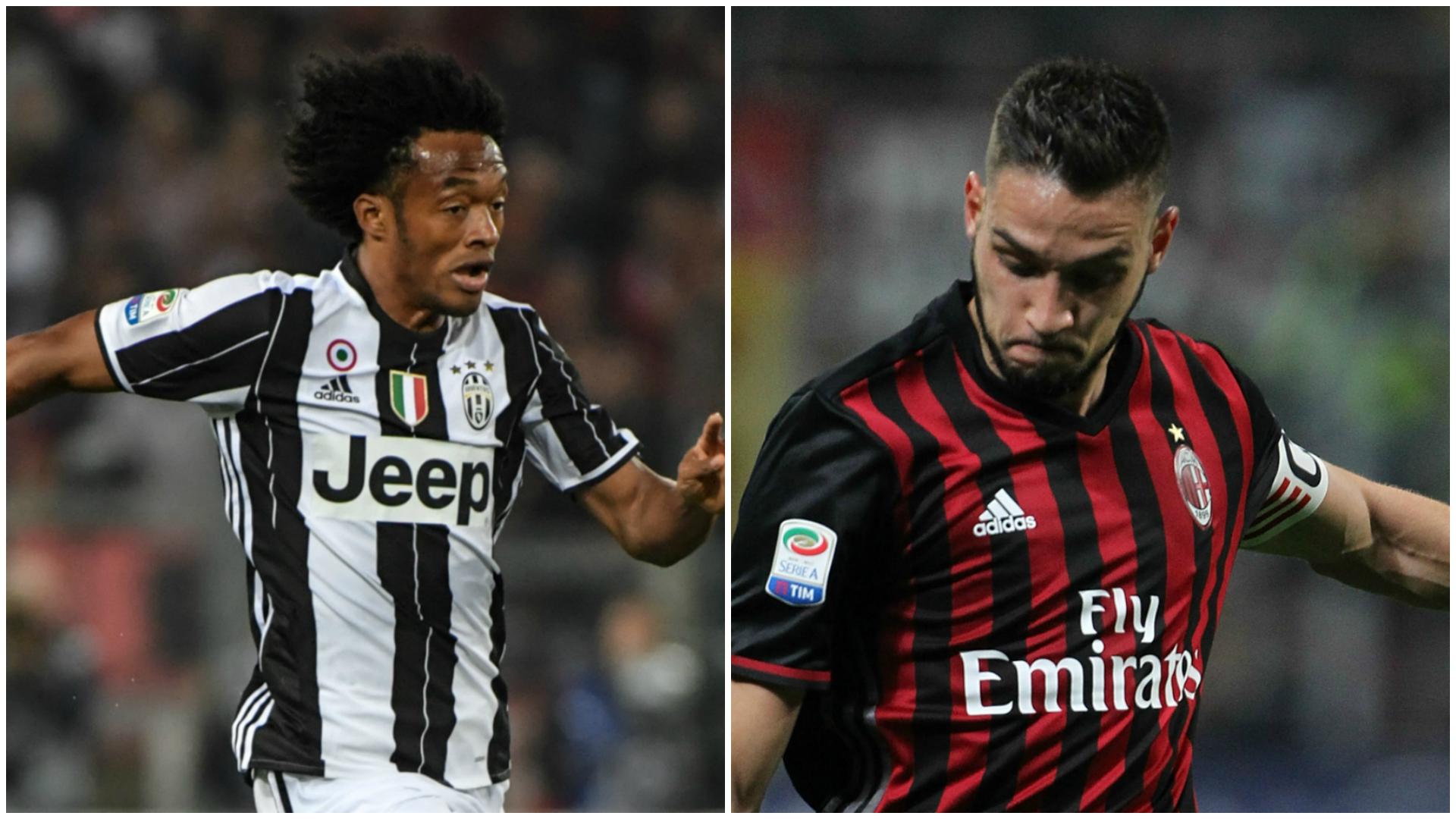 Juventus, tutto su Douglas Costa e Bernardeschi: saluta Cuadrado?