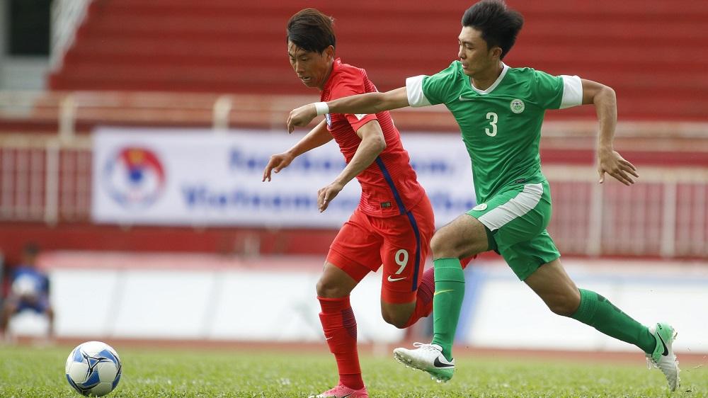 U23: Hàn Quốc vs Macau