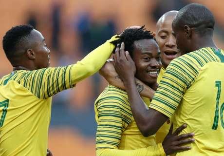 Bafana showed supremacy & shouldn't look back