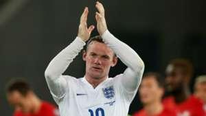 Wayne Rooney England
