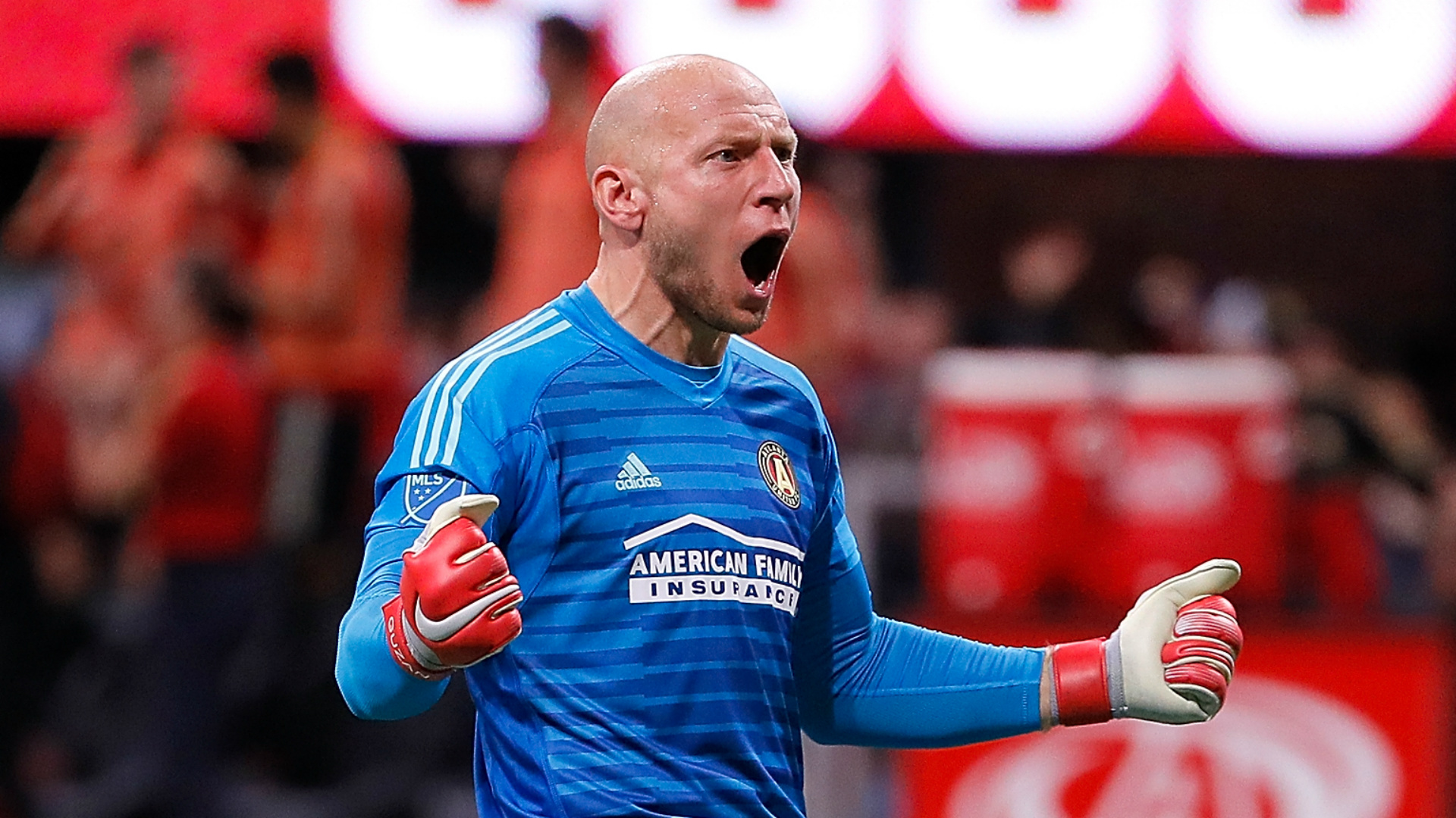 Brad Guzan MLS Atlanta United 11252018