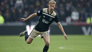 Frenkie de Jong Ajax Eredivisie 09232018