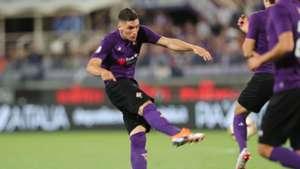 Nikola Milenkovic Fiorentina Chievo Serie A