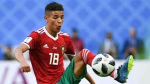 Schalke 04 midfielder Amine Harit withdraws from Morocco duty