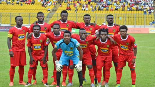 Quaye insists Kotoko can't progress in Caf Confederation Cup against CARA Brazzaville