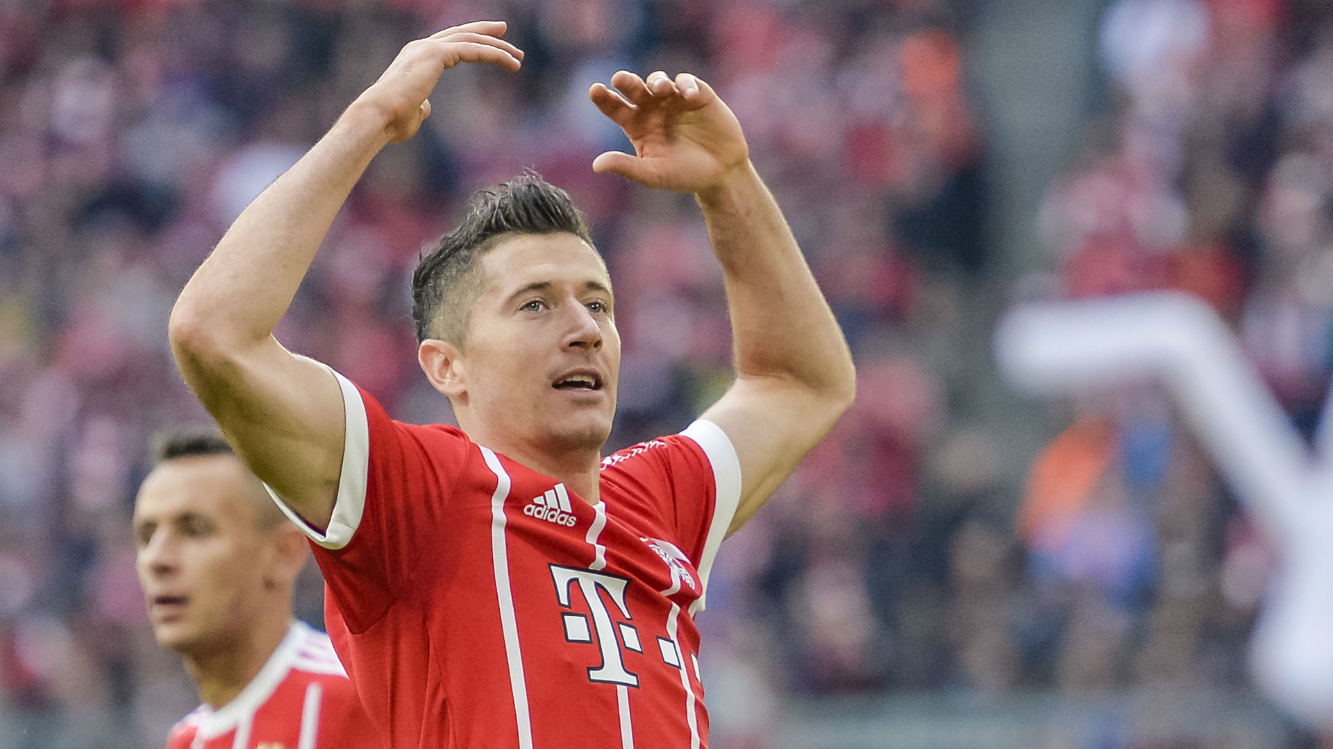 Robert Lewandowski Bayern Munich 160917