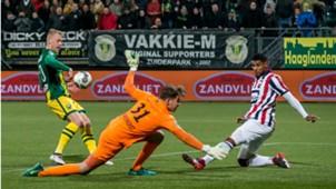 ADO Den Haag - Willem II, Eredivisie 02172018