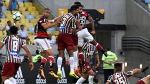Flamengo Fluminense Brasileirao Serie A 12102017