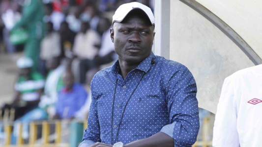 AFC Leopards coach Tom Juma.