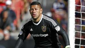 Nick Rimando Real Salt Lake