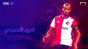 GOAL 25 - Karim El Ahmadi