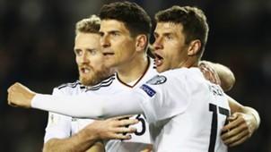 Azerbaigian Germania Qualificazioni Mondiali 26032017