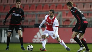 Amin Younes, Jong Ajax - Helmond Sport, 05022018, Jupiler League