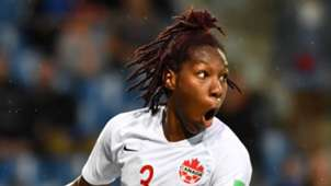 Kadeisha Buchanan Canada World Cup