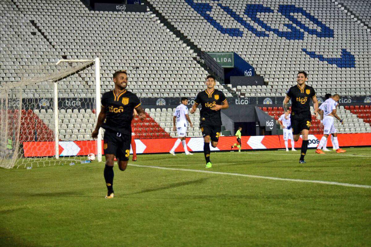 Guaraní llegó a la tercera fase de la Libertadores