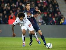 Dante Cavani Nice PSG