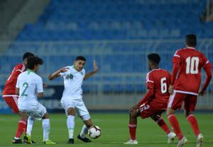 السعودية تحت 23 - الإمارات تحت 23