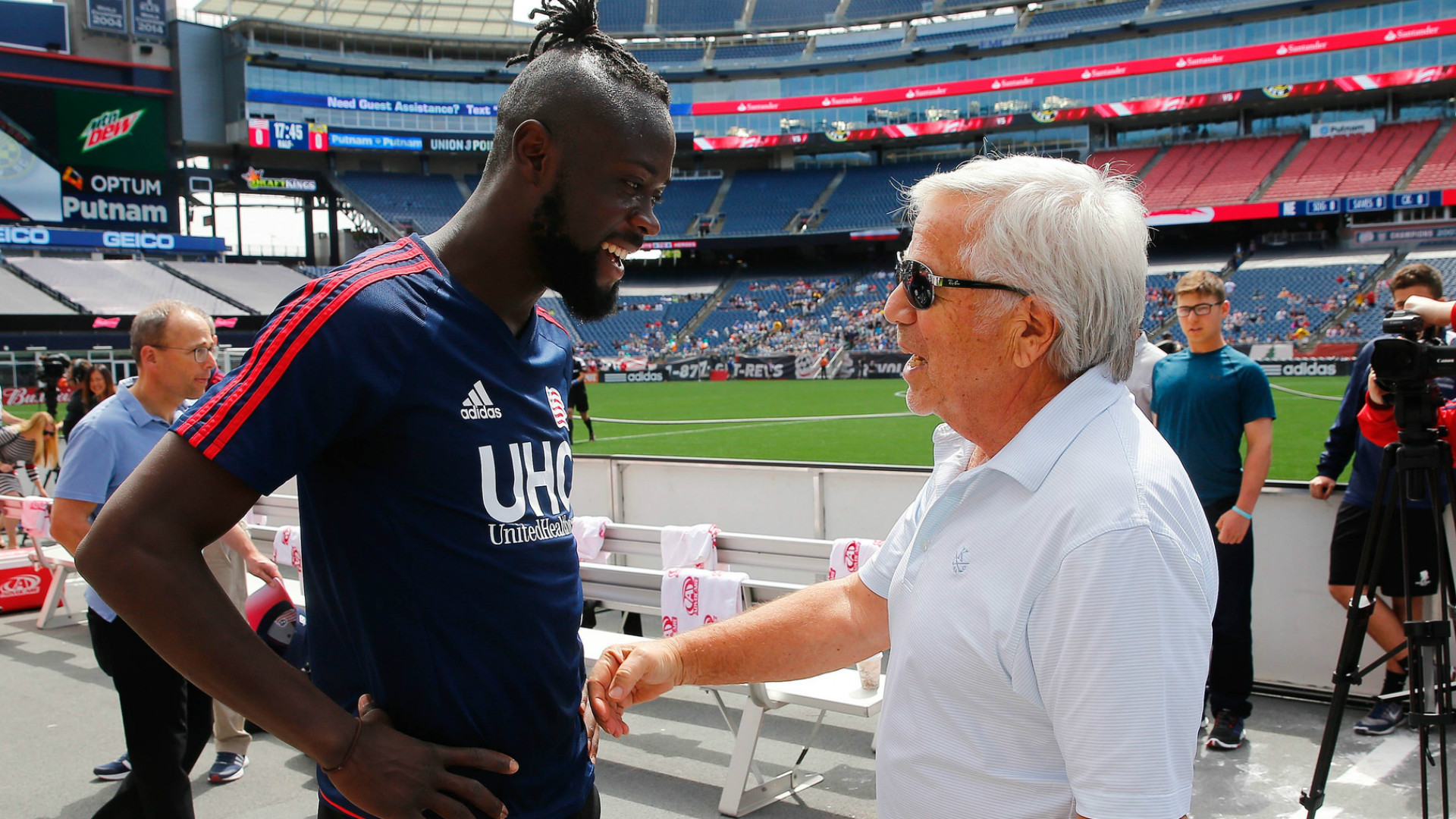 Kei Kamara MLS New England Revolution 05212017