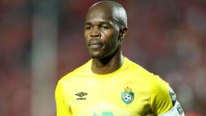 Knowledge Musona of Zimbabwe during the 2019 Africa Cup of Nations Finals.