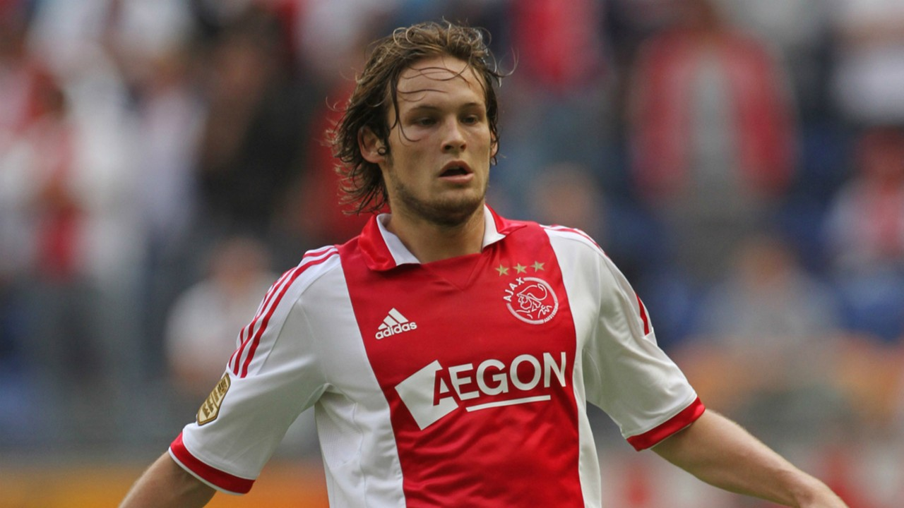 How Daley Blind went from an unwanted pariah to Ajax legend