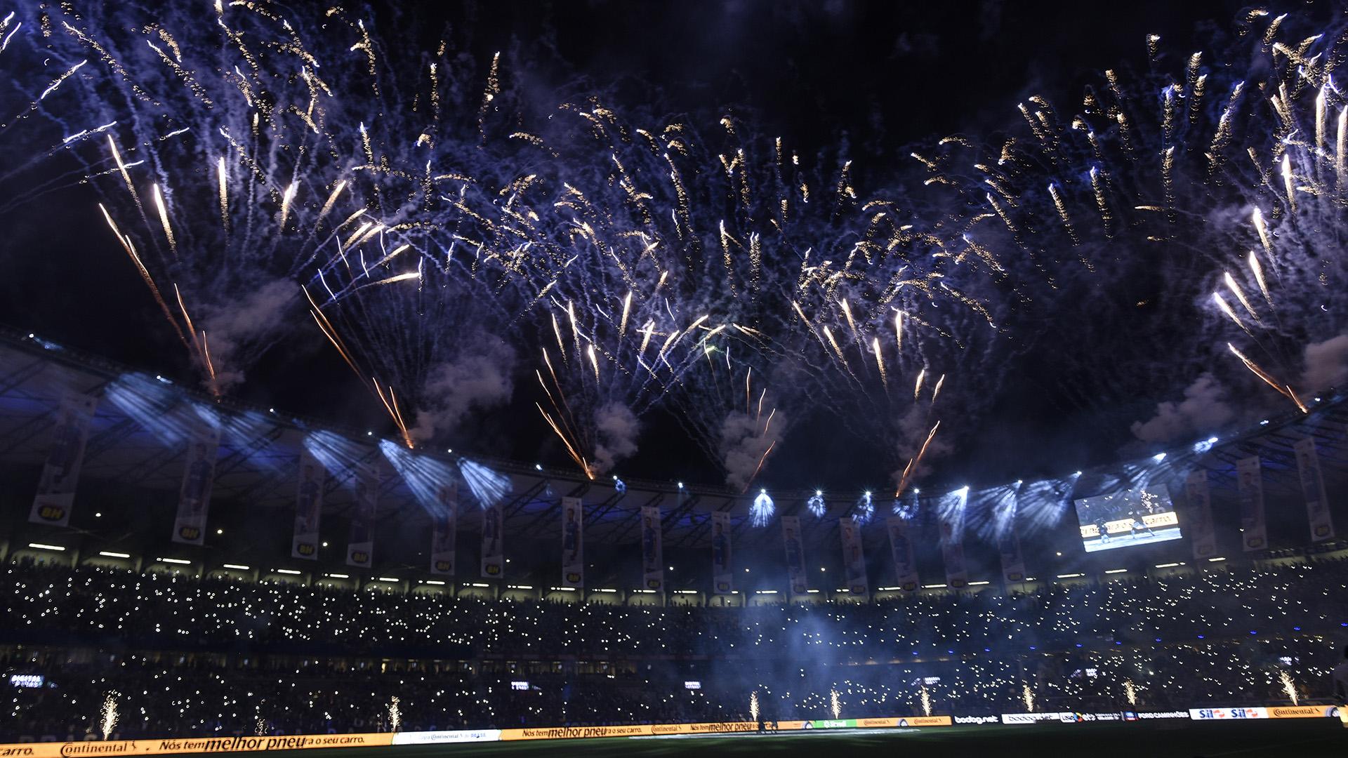 Mineirão Cruzeiro Corinthians Copa do Brasil final 10102018