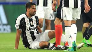Sami Khedira Juventus Monaco Champions League