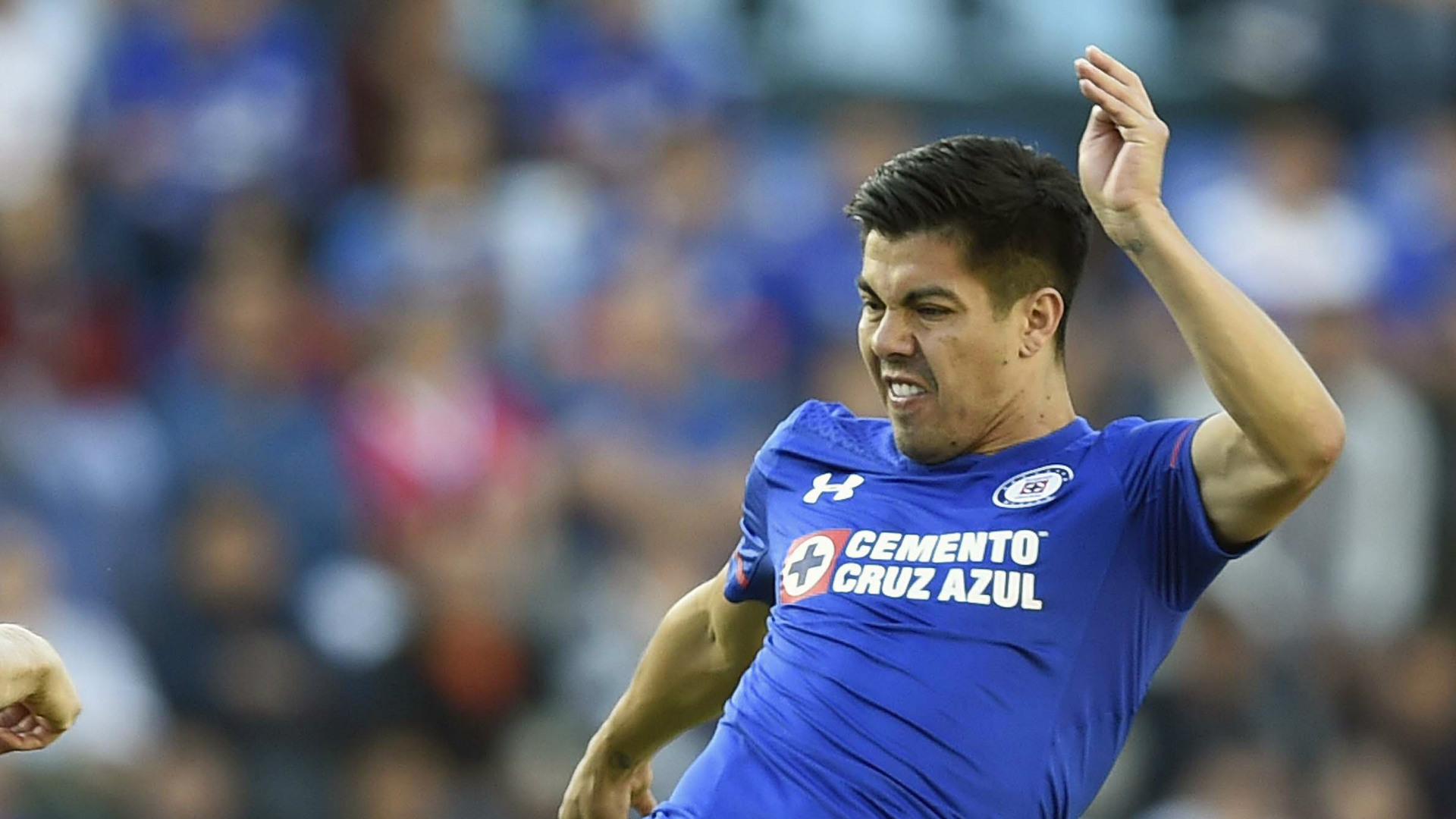 Francisco Silva Cruz Azul