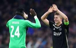 Onana De Ligt Ajax