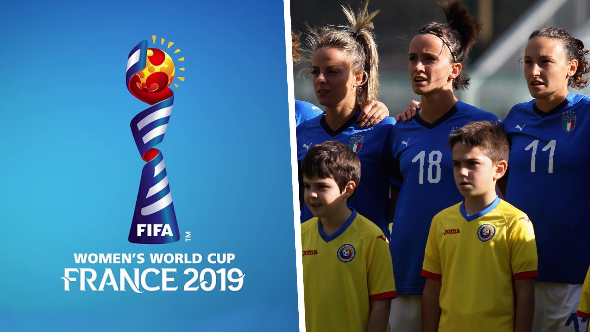 Calendario Calcio Spagnolo.Mondiali Calcio Femminile 2019 Tabellone Calendario