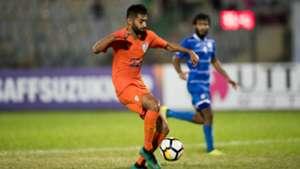 Nikhil Poojary India U-23 Maldives 2018 SAFF Cup