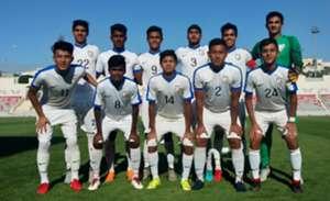 India U-16
