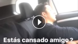 Video Driussi Dormido