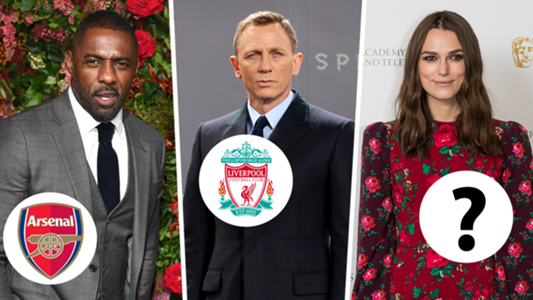 What soccer teams do Hollywood celebrities support?
