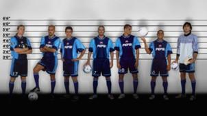 Pepsi World Cup 2002 dream team advert