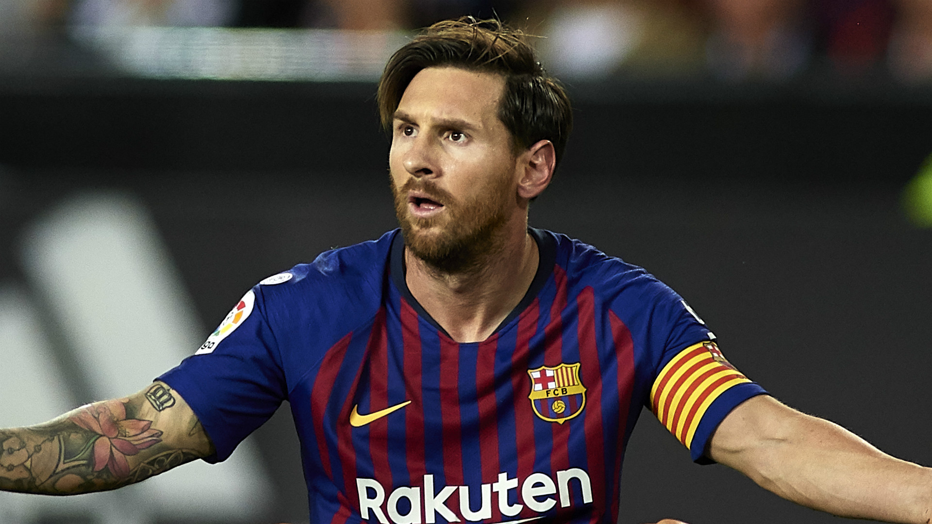 Barcelona know when captain Messi is angry - Abidal