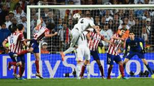 Sergio Ramos Real Madrid Atletico Madrid Champions League 2013-2014