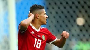 Amine Harit Morocco WC 2018