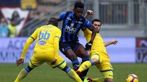 Duvan Zapata Frosinone Atalant Serie A 01212019