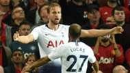Harry Kane Lucas Moura Tottenham 2018-19
