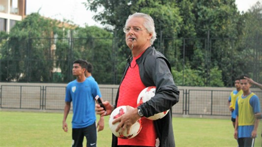 Luis Norton de Matos India U17