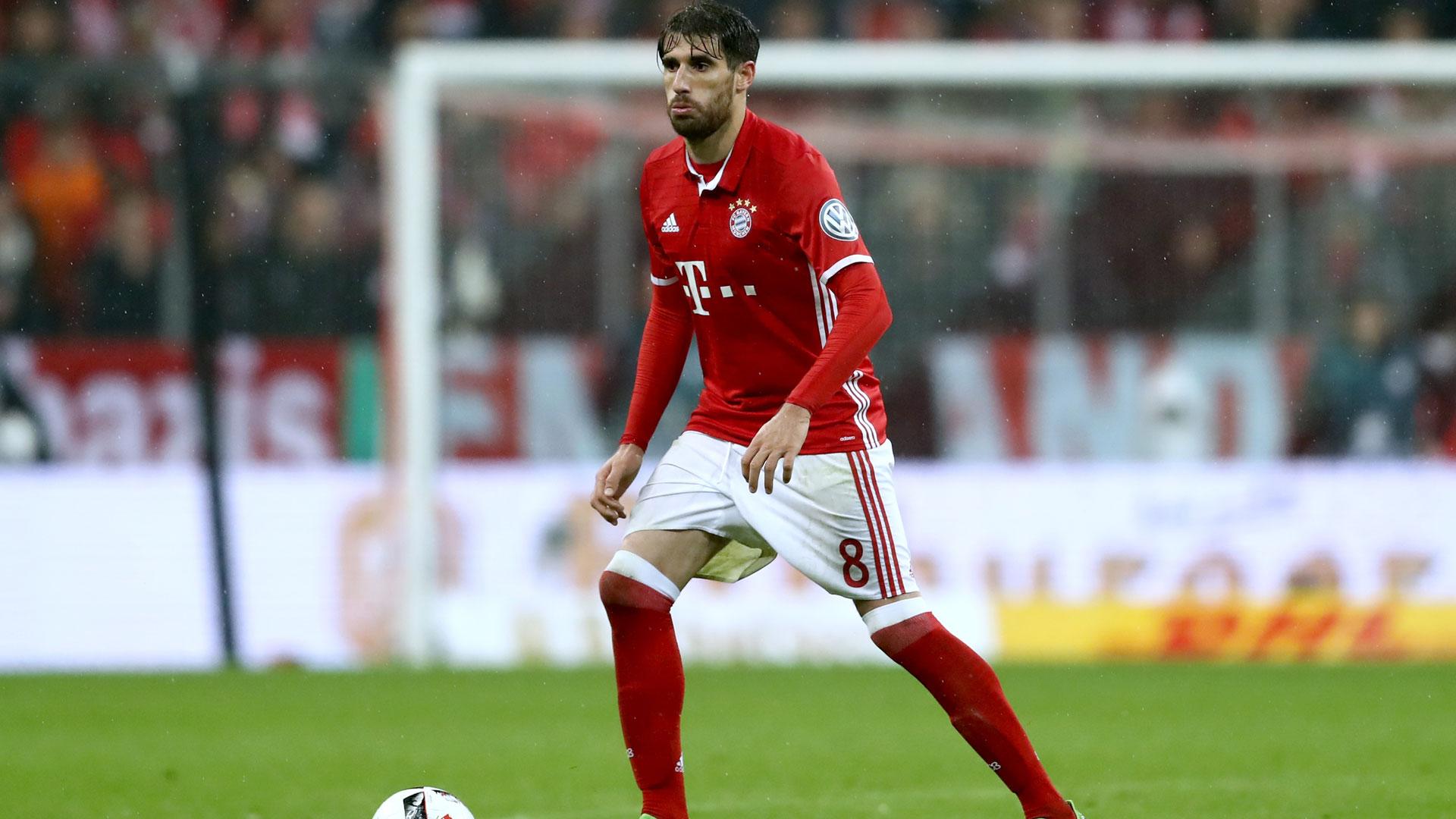 Javi Martinez Bayern München 26042017