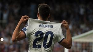 Marco Asensio Real Madrid Bayern Munich UCL 18042017