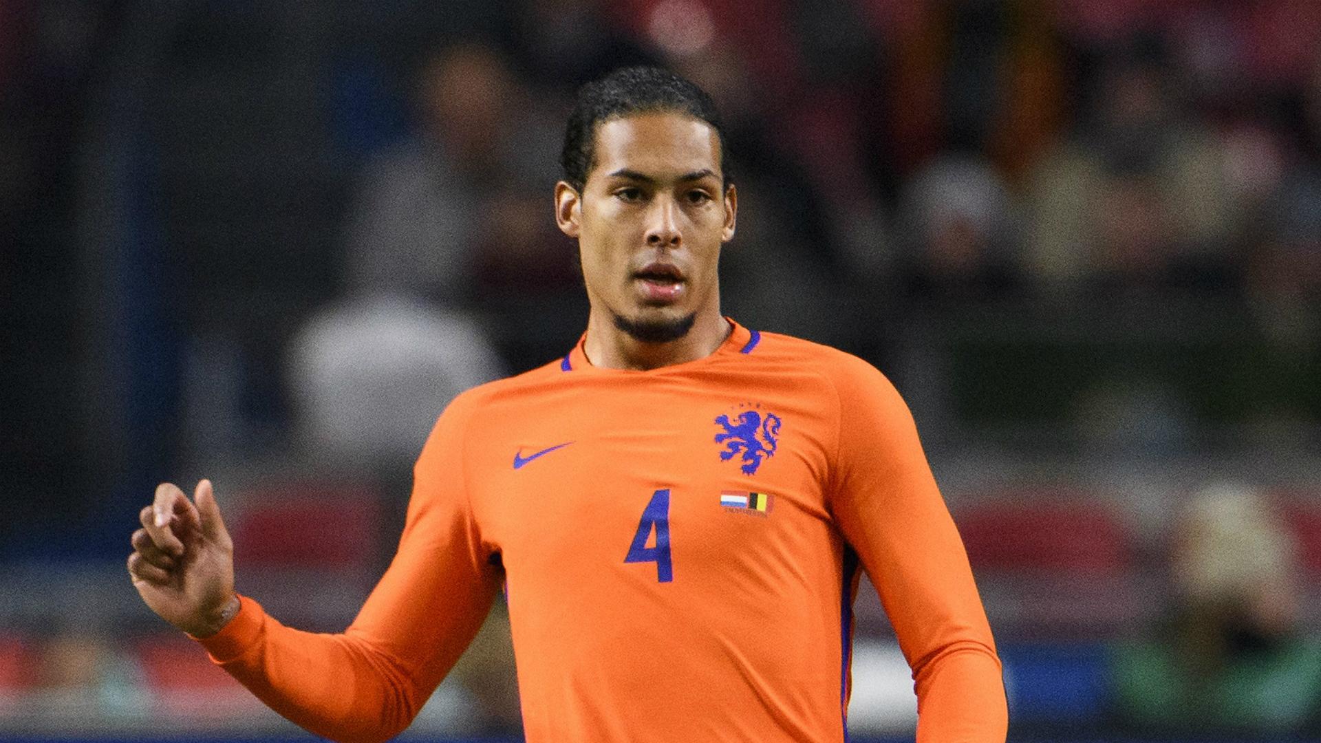 Virgil van Dijk, Nederland - België, Oranje