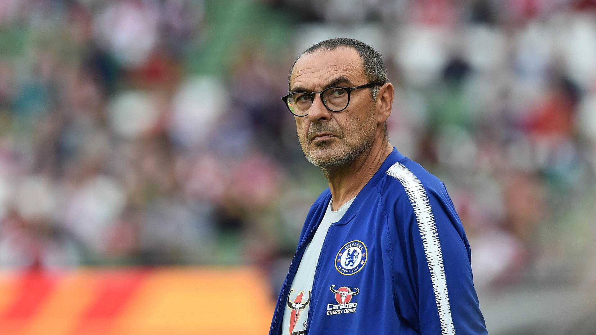 2018-08-19 Sarri Chelsea
