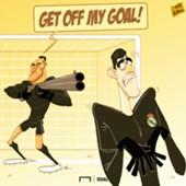 Navas Courtois Cartoon